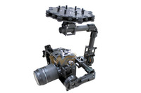 Hawkeye Canon 5D, SONY SLR / GH2 / GH3 Universal triaxial brushless PTZ FPV for DIY big drones quadcopter.hexacopter/Octocopter