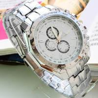 Marca  Orlando quartz watch brand merchants luxury watches watches three colors of the iron man complete clock relogio men