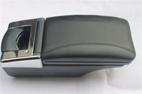 Storage Box Armrest Center Console For Honda fit 2009 Low-equiped model