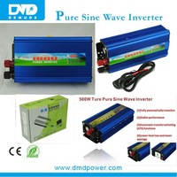 High frequency off gird 500w solar 24 220 inverter for household use