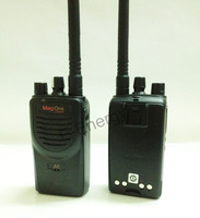Free Shipping Mag one A8 136-174/400-420/450-470Mhz  VHF UHF Walkie Talkie 2-way Radio 16 Channels