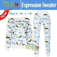 2015 Men/Women's Sport Jogging Suits Print Emoji Tracksuits Sweatshirt + Sweatpants 2 pcs Clothing Set Joggers Free Shipping