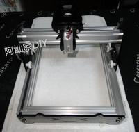 300mw Large Area Mini DIY Laser Engraving Engraver Machine Laser Printer Marking Machine
