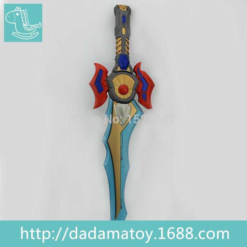 Игрушечный меч Toy sword dao 3 DM1178 mc2 игрушечный детектор лжи
