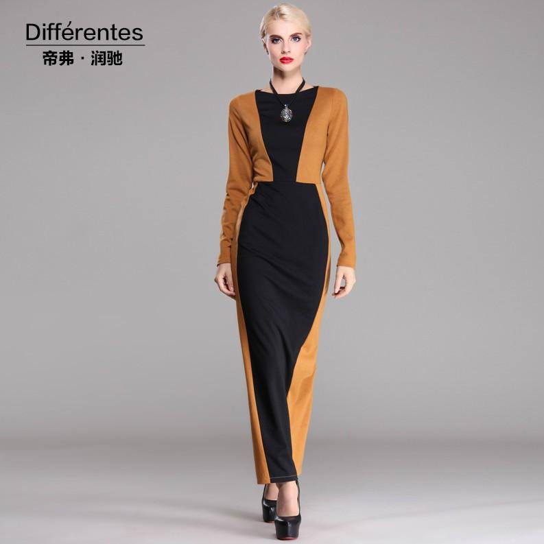 Color Block Dresses Plus Size Dress Plus Size Women's