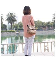 2015 New Design Brand women bag,High Quality women leather handbags,Fashion women handbag  H091 khaki
