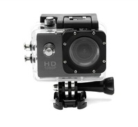 """12mp H.264 Full HD Action Sports Camera 1080P 30FPS 2.0"""" LCD Diving 30M Waterproof Sport DV"""