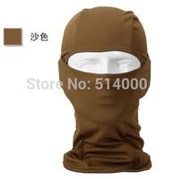 Motorcycle Cycling Ski Neck protecting Outdoor Balaclava Full Face Mask Protection Luminous skeleton CS Navy Seals