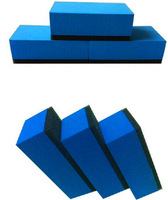 nano glass Coat Applicator auto detail sponge sealant sponge auto polishing sponge automotive detailing OEM-100pcs