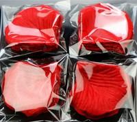 10000 Pcs Red Simulation Rose Petals For Wedding Decor Wedding Rose Petals