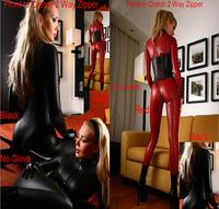 женщин в сексуальный боди латекса фетиш Сексуальное женское белье дикая сиамские кожа падение судоходство