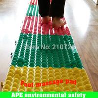 Foot Massage blanket Shiatsu Sheet Pressure Slab Toe Pad outdoor & indoor TPE Running man