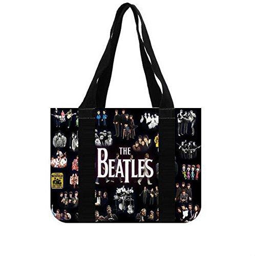 The Beatles Custom Reusable Shopping Tote Bag (2 Sides)(China (Mainland))
