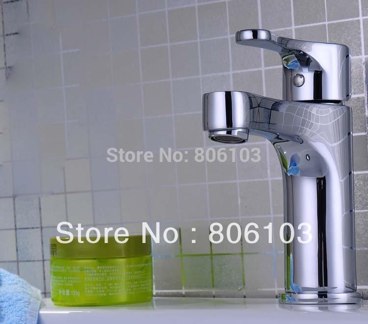 2014 Torneira Banheiro Torneira Para Banheiro free Shipping+sanitary Hardware Basin Faucet / Bathroom Mixer Taps In Restaurant(China (Mainland))
