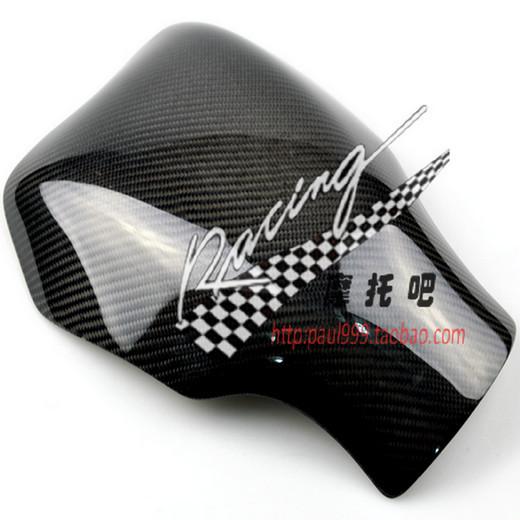 Free shipping fits Kawasaki Ninja 250 EX250R 08-11 modified carbon fiber tank cover fuel tank stickers cover / paste(China (Mainland))