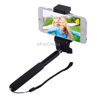 1+1 M Shooter Portable Wireless Mobile Phone Self Timer Monopod for iPhone Android Mobile Phone GoPro Camera, Length: 26cm-97cm