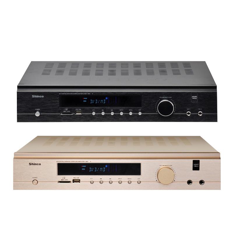 Shinco shinco v-663hifi household 2.1 5.1 digital high power home theater amplifier(China (Mainland))