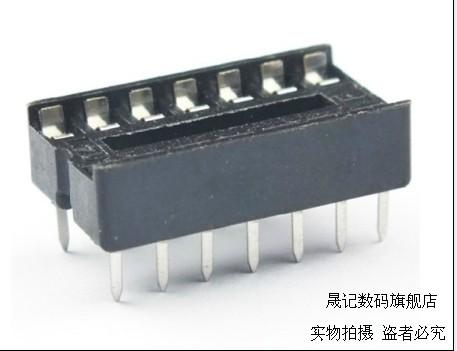 Панельки для микросхем 14 P