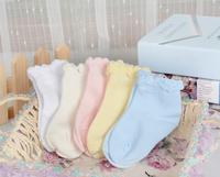 Free shipping! New Spring and Summer  Girls breathable Socks Children Mesh Socks Thin Cotton Socks Kids socks 10 pairs/lot