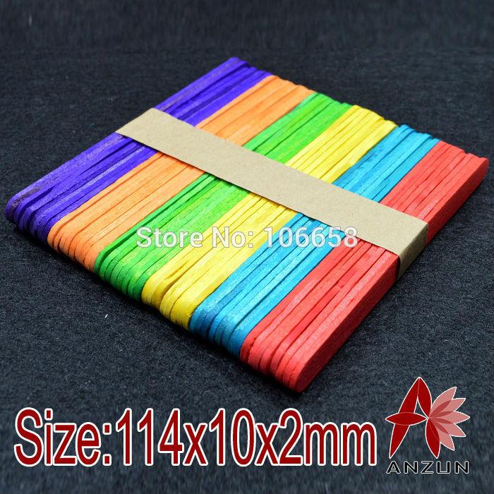 Палочки для эскимо Anzun 100 Popsicle ICS-1 палочки для эскимо na 2015 1 diy