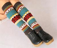 Winter Leg Warmers for Women,Fashion women's Gaiters warmers cotton knit Leggings 3 cloor for choose,free shipping