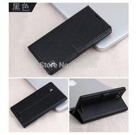 Hot Sales Lenovo K910 Case Luxury Flip Leather Case Cover For Lenovo K 910 Phone Case K910 Leather Bag Wallte Card Stand Design