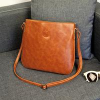 NEW!!! Vintage one shoulder cross-body bag fashion preppy style casual all-match shoulder bag bag in bag