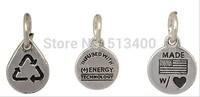 60pcs(20pcs/design) antique silver alex and ani charms for alex bangles, alex bracelets accessories AAC130-132