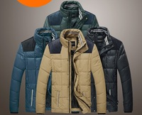 2014 Hot Selling Fashion Casual Winter Outdoor Coat Comfortable&High Quality Jacket Four Colors  Size S-XXL Wholesale