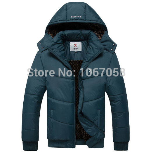 Thicken famous brand outerwear winter jacket men warm parka men outdoors sports jacket winter coat