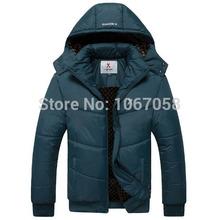 Thicken famous brand outerwear winter jacket men warm parka men outdoors sports jacket winter coat