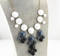 Fashion Jewelry Mini Bubble Necklace New Fashion Bib Bubble Necklces for Women!Factory Wholesale