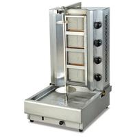 Gas Vertical Broiler, High quality Gas Doner Kebab Machine