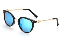 Fashion Sunglasses Women Brand Designer Sun Glasses Clubmaster Gafas De Sol Women Cat Eye Vintage Oculos De Sol Feminino 8003