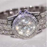 New 2014 High Quality Women dress Watches Fashion Women Rhinestone Watch Lady Luxury brand Wristwatches Relojes Watch Dropship