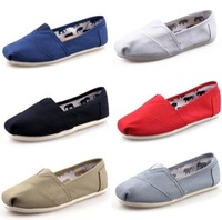 New style  canvas shoes women and men canvas shoes fashion flat shoes women espadrille sneakers size 35-45