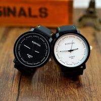 Army Casual Brand Fashion Men Military Quartz Luxury  Black rubber Leather Strap Belt Big Dial women Watches Men Wristwatches
