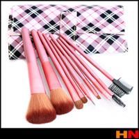New High quality Make-Up For You Professional 9pcs Makeup Brush Set Kit Makeup Brushes & tools Make up Brushes Pink