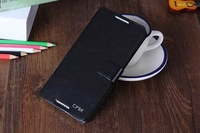 Luxury Soft Touch Real Sheep Leather For Lenovo S930 Leather Flip Case Cell Phone Case For Lenovo S930 Case Cover with Stand