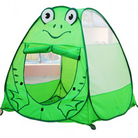 Cute Frog Children's Tents Indoor Outdoor Play Houses Christmas Gifts for Child Boys The Brand toys for children