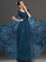 IN STOCK 2015 New Arrival Royal Blue Sweetheart Mermaid Sequins Long Formal Prom Evening Dresses