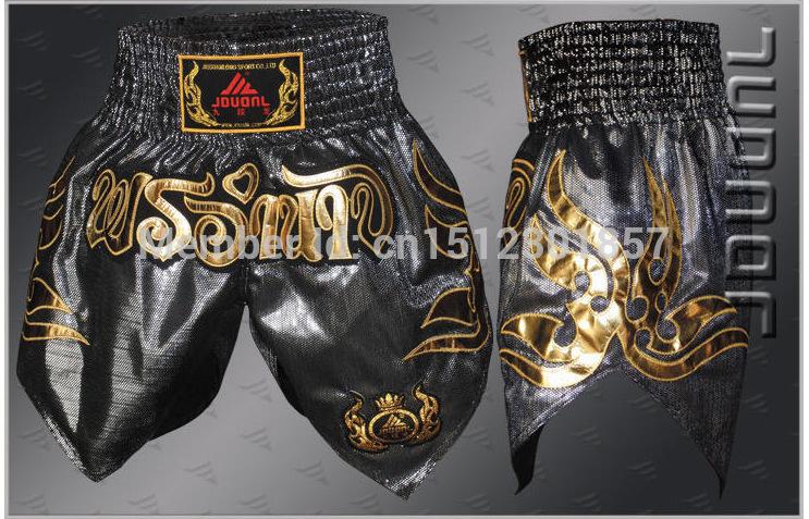 New! JOUANL Muay Thai shorts New style boxing, sanda/free fight shorts, martial arts clothing(China (Mainland))