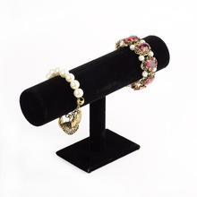 HOT SALE# New Wrist Watch Jewelry Bracelet Necklace Decorations Display Holder Stand T-bar