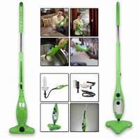 5 IN 1 STEAM MOP STEAMER CLEANER HANDHELD VERSATILE FUNCTIONS FLOOR HOT PRODUCT