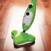 5 IN 1 STEAM MOP STEAMER CLEANER EASY TO USE FLOOR WINDOW POPULAR NEW