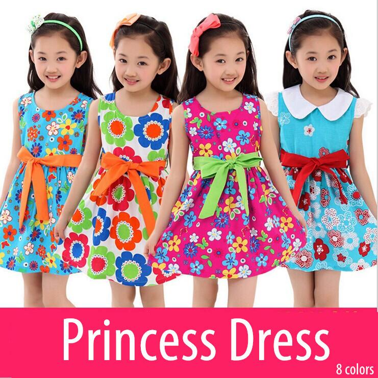 Платье для девочек Avito baby 2015 100% 4/14y vestidos 2014123120