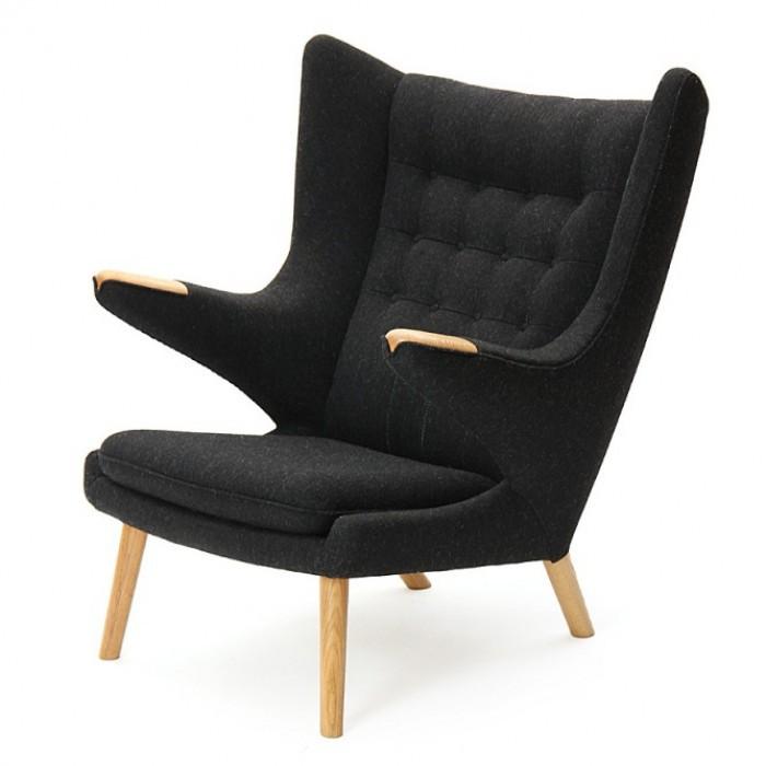 Fiberglass custom furniture Bear chair (without foot ) THE TEDDY PAPA BEAR CHAI(China (Mainland))