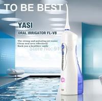 YASI V8 Rechargeable Oral Irrigator Gum Dental Water Jet Flosser Teeth Flossing