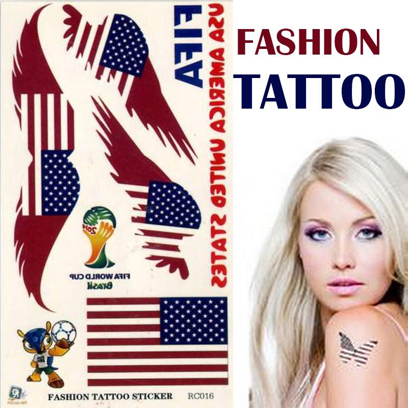 Star American Flag Tattoo Tattoos American Flag