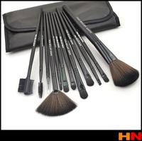 100% New Professional 12pcs Makeup Brush Set Kit Makeup Brushes & tools Make up Brushes Set Brand Make Up Brush Set Case